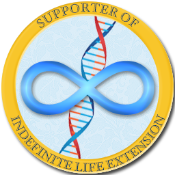 Supporter of Indefinite Life Extension