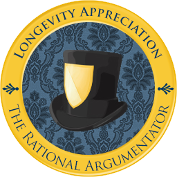 Longevity Appreciation Badge