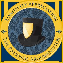 Longevity Appreciation Badge
