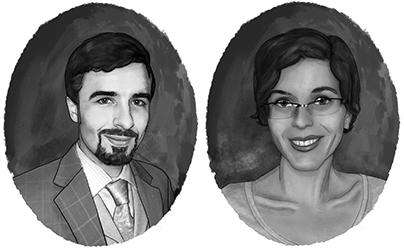 Gennady and Wendy Stolyarov