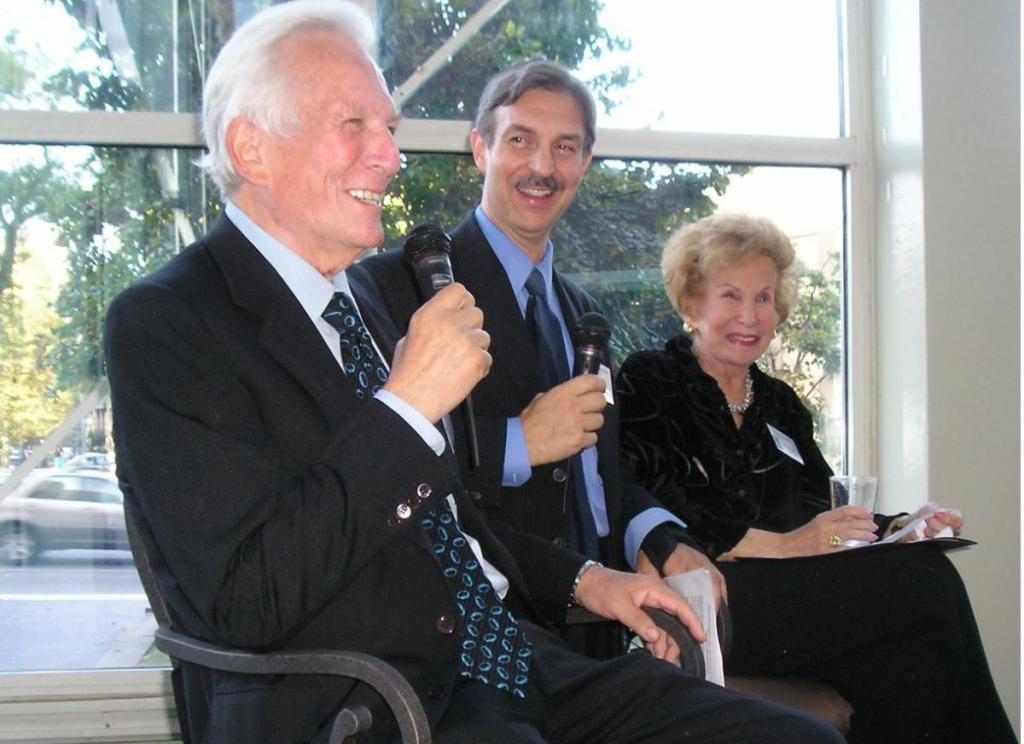 Nathaniel Branden, Edward Hudgins, and Barbara Branden